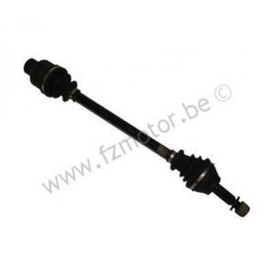 DRIVE AXLE RIGTH CHATENET & LEFT LIGIER - MICROCAR 670 mm
