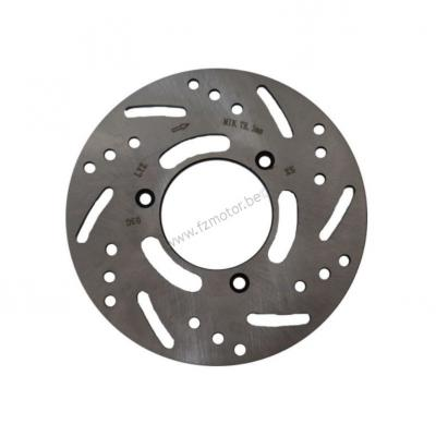REAR LEFT BRAKE DISC LIGIER- MICROCAR DIAM 165mm