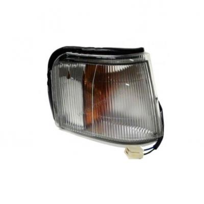 FRONT TURN SIGNAL LEFT WHITE ADAPTABLE MICROCAR LYRA