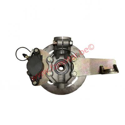 Complet front right hub Bellier